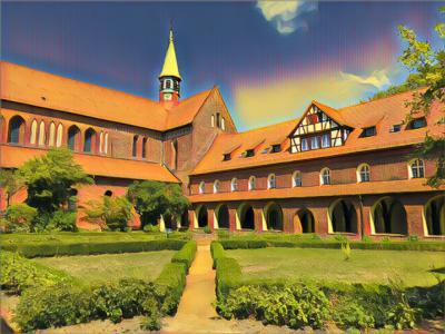 Foto zu Meldung: Antenne Brandenburg berichtet den ganzen Tag über Kloster Lehnin