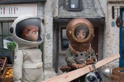 """""""Setbesuch bei Laika & Nemo"""" - ein studentisches Filmprojekt - ist auf YouTube zu sehen. Quelle: filmstill (c)"""