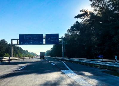 Foto zu Meldung: Netzen: Eine A2-Abfahrt fertig, Gegenseite bis 11.09. gesperrt