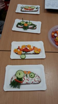 Ernährungsführerschein für unsere Drittklässler