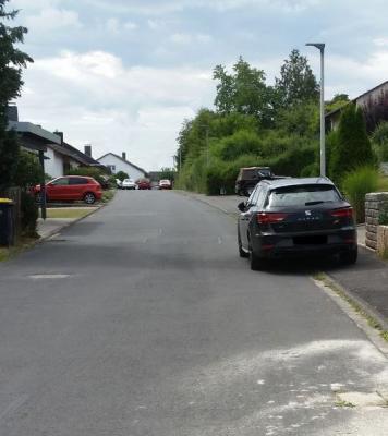 falsches Parken