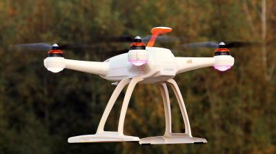 Foto zur Meldung: Drohnenflüge über Privatgrundstücke