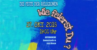 Foto zur Meldung: Wie feierst Du? - Die Feste der Religionen!
