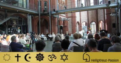 Foto zur Meldung: Interreligiöses Friedensgebet