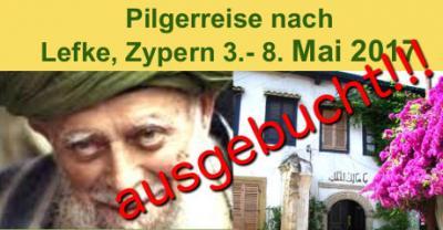 Foto zur Meldung: Pilgerreise nach Lefke