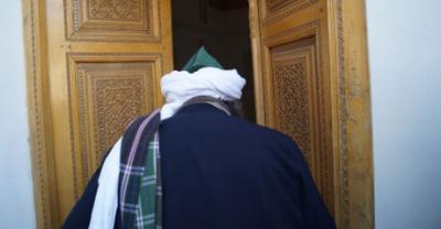 Foto zur Meldung: Sufi-Abend in Berlin mit Sheikh Eşref Efendi
