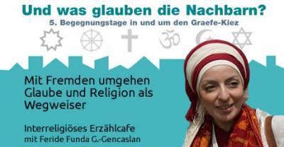 Foto zur Meldung: Mit Fremden umgehen – Glaube & Religion als Wegweiser