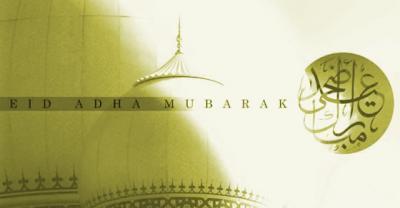 Foto zur Meldung: Eid-ul-Adha mubarak!