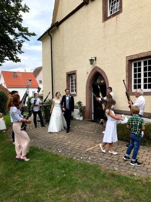 Hochzeit Tobi