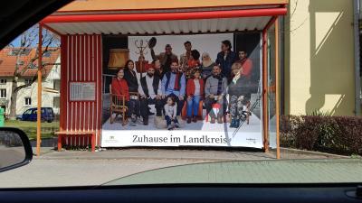 Foto zur Meldung: »Zuhause im Landkreis« startet als Symphatiekampagne