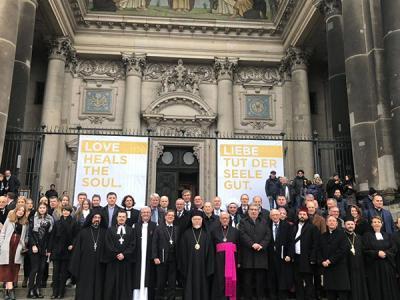 """Foto zur Meldung: 10. Weltkonferenz """"Religionen für den Frieden"""" in Lindau"""