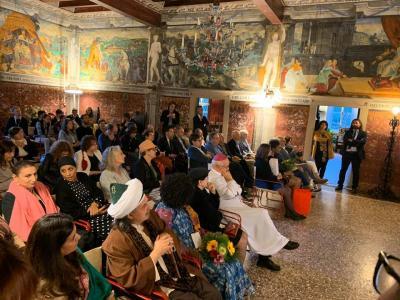 Foto zur Meldung: Religion Today, premio «Ambasciatore del Perdono»