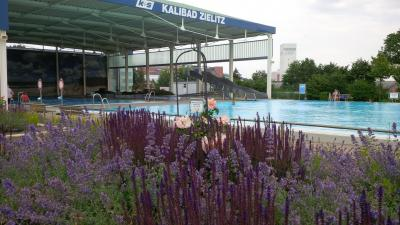 Vorschaubild zur Meldung: Kalibad Zielitz - Abschluss der Badesaison 2020