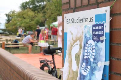 """Foto zur Meldung: Ein voller Erfolg – der """"WasserMarsch""""-Spendenlauf 2020"""