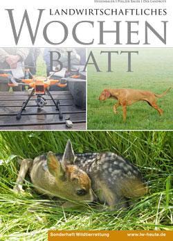 Landwirtschaftliches Wochenblatt/Titelbild: Krämer, landpixel