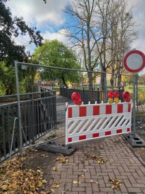 Stadt Perleberg | Sperrung Brücke Hagenstraße bis 30.10.2020