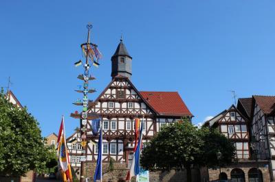 Rathaus der Stadt Sontra