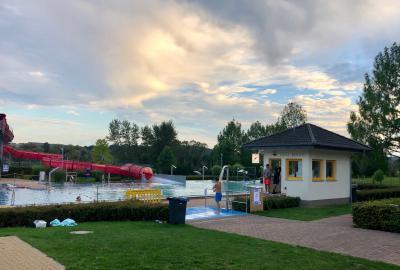 Vorschaubild zur Meldung: Ende der Badesaison in Wächtersbach am 20. September 2020