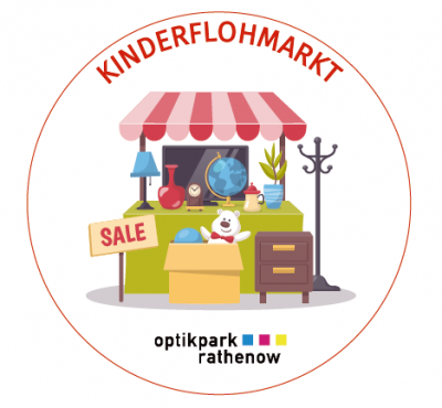 1. Kinderflohmarkt im Optikpark Rathenow