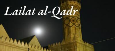 Foto zur Meldung: Lailat al-Qadr