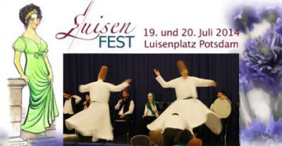Foto zur Meldung: 5. Luisen-Fest in Potsdam