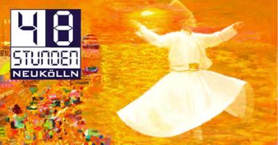 Foto zur Meldung: Kunst- & Kulturwochenende im Sufi Zentrum