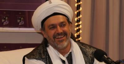 Foto zur Meldung: Sheikh Bahauddin Efendi zu Gast im Sufi-Zentrum