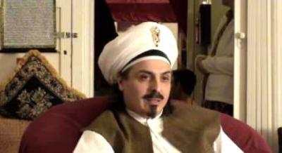 Foto zur Meldung: Sheikh Eşref Efendi ist wieder in Berlin