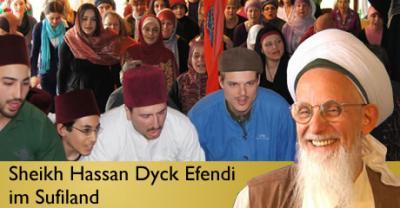 Foto zur Meldung: Sufi-Meditation / Naqshibandi-Zikr