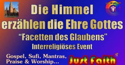 Foto zur Meldung: Interreligiöses Event