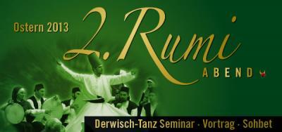 Foto zur Meldung: Ostern 2013 - 2. Rumi Abend