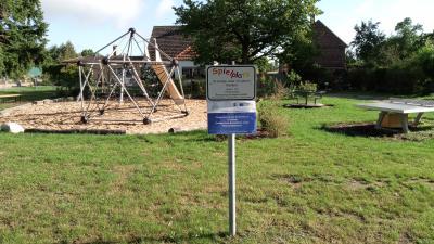 Vorschaubild zur Meldung: Der Spielplatz in Rehfeld