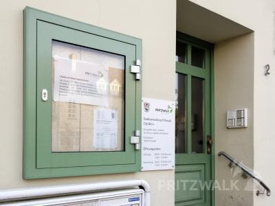 Das Citybüro muss wegen Umbauarbeiten am 29. September schließen. Foto: Heike Fuchs