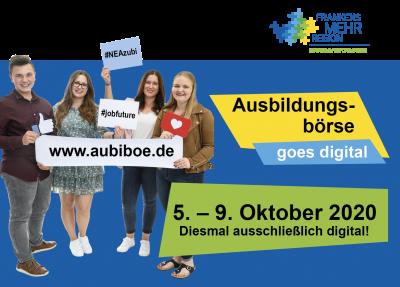 Vorschaubild zur Meldung: Erste digitale Ausbildungsplatzbörse im Landkreis Neustadt a.d.Aisch-Bad Windsheim