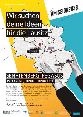 Vorschaubild zur Meldung: Vier Ideenwerkstätten für junge Lausitzerinnen und Lausitzer am 19.09.2020