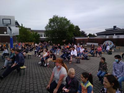 Foto zur Meldung: Puricelli-Realschule plus Rheinböllen begrüßt 41 neue Fünftklässler