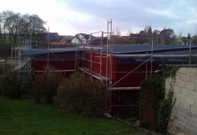 Foto zur Meldung: Stromerzeugung der PV-Anlagen der Gemeinde