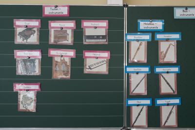 Foto zur Meldung: Klasse 3d: Tasteninstrumente