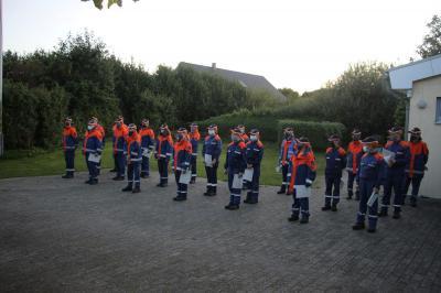 Foto zu Meldung: Auszeichnung für junge Brandschützer