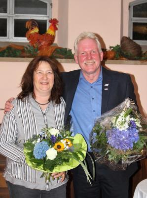 Thomas Schröder mit Ehefrau Susanne