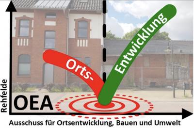 Foto zu Meldung: Ausschuss für Ortsentwicklung, Bauen und Umwelt - Öffentliche Sitzung vom 09.09.2020