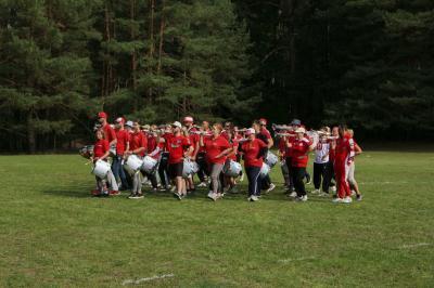 Foto zur Meldung: Spätsommer-Trainingslager wie aus dem Bilderbuch