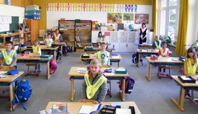 Foto zur Meldung: Sicher in die Schule