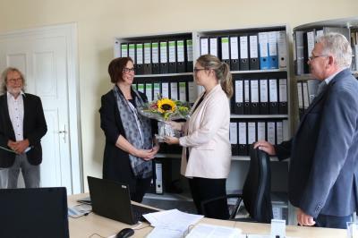 Bild der Meldung: Calau unterstützt Amt Altdöbern bei Ausbildung