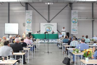 Vorschaubild zur Meldung: Mitgliederversammlung des LAV bestätigt Präsident Uwe Bülau für weitere Wahlperiode
