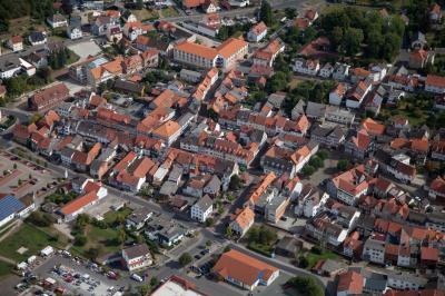 Stadtzentrum Sontra