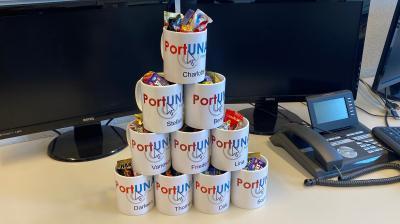 Bild der Meldung: Das PortUNA - Team wächst!