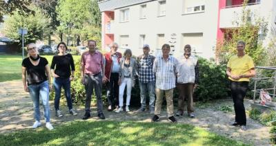 Foto zur Meldung: Der neue Seniorenbeirat der Gemeinde Holzwickede ist gewählt!