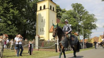 Foto zur Meldung: Wormlage will eine Ritterburg