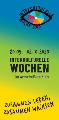 Flyer Interkulturelle Wochen